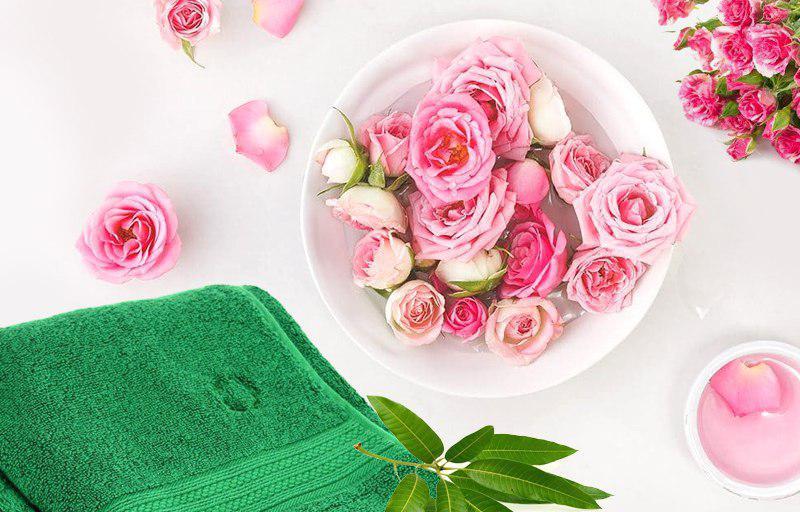 شستن صورت با پاک کننده های خانگی
