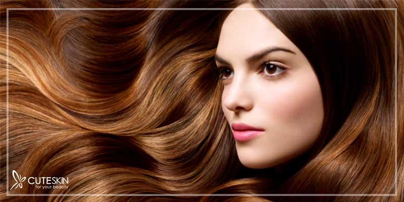 رشد طبیعی مو
