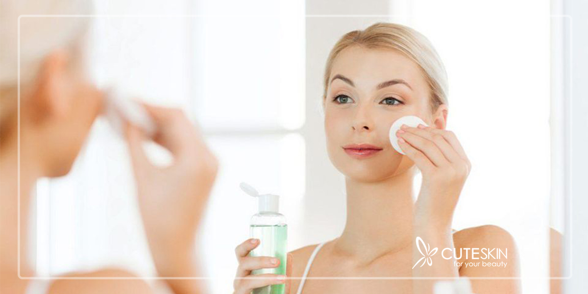 Wrong impression on skin care