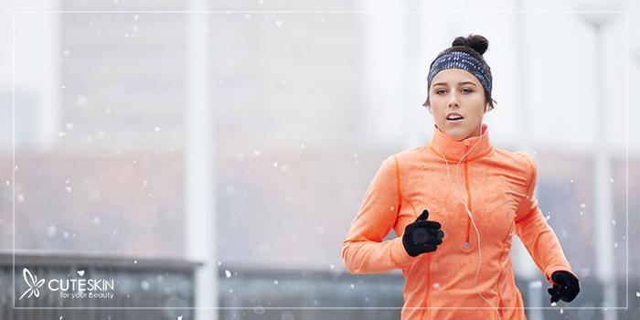 مراقبت از پوست در هوای سرد