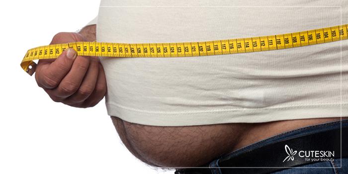 عوارض چاقی بیش از حد