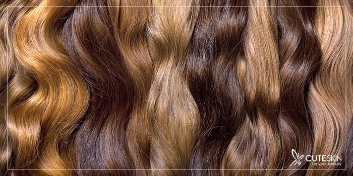 موهای پرپشت