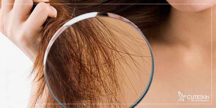 مراقبت از مو در نور آفتاب