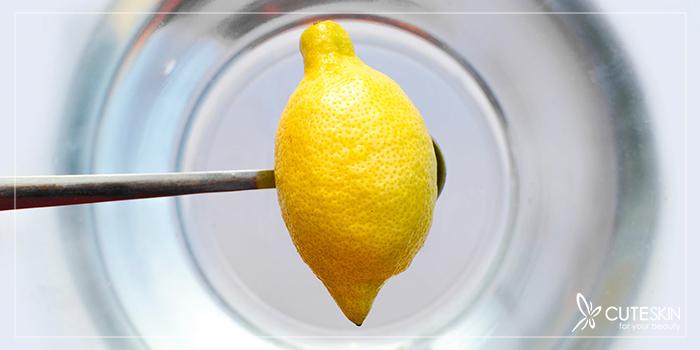 آب لیمو برای از بین بردن بوی بدن