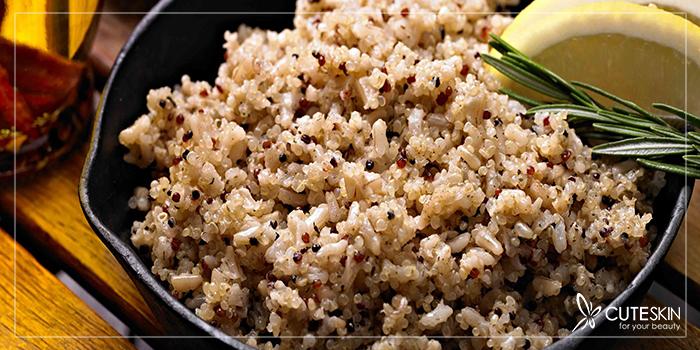 فواید برنج قهوهای برای سلامتی