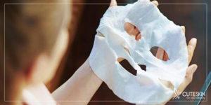 طرز تهیه ماسک ورقه ای