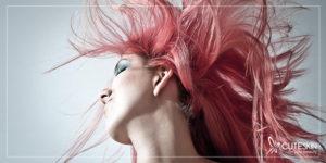 درمان سوختن مو با رنگ و دکلره