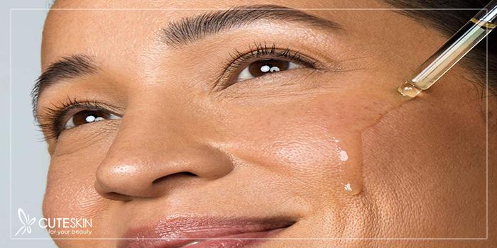 کاهش التهاب پوست با سرم