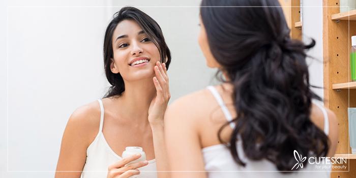 راهکارهای درمان کم آبی پوست