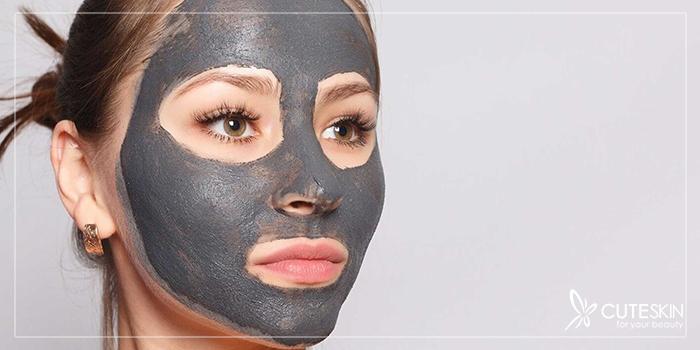 درخشان کردن پوست صورت با ماسک