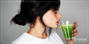 درمان جوش با آب کرفس