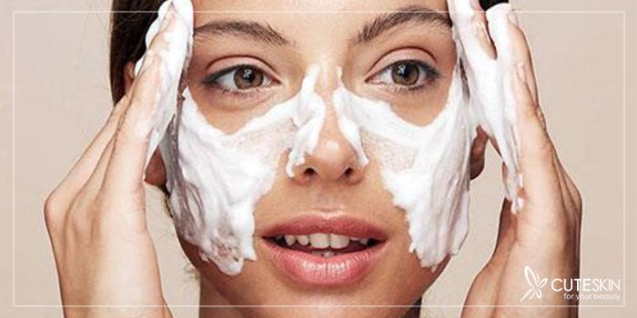 پاک کننده مناسب برای پوست