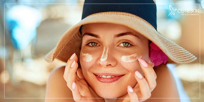 ضد آفتاب مرطوب کننده