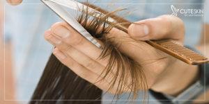 زیبا نگه داشتن مو با کوتاهی!